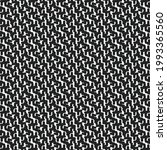 black and white abstract knit.... | Shutterstock .eps vector #1993365560