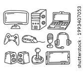 device vector illustration...   Shutterstock .eps vector #1993407053