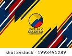 translate  july 20 ... | Shutterstock .eps vector #1993495289