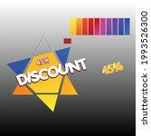 flyer  template  number plate ... | Shutterstock .eps vector #1993526300