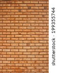 old red brick wall | Shutterstock . vector #199355744