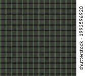 green asymmetric plaid textured ... | Shutterstock .eps vector #1993596920
