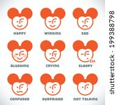 angry,animal,big ears,blush,button,cartoon,character,cheerful,childish,collection,comical,crazy,cry,cute,degree