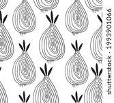 seamless pattern. print with... | Shutterstock .eps vector #1993901066