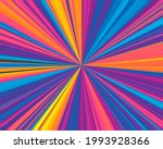 colorful radial explosion... | Shutterstock . vector #1993928366