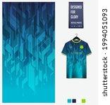 soccer jersey pattern design.... | Shutterstock .eps vector #1994051093
