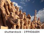 Revolutionary Statues At...