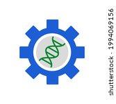 genetic research. genetic... | Shutterstock .eps vector #1994069156