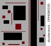 vector abstract pattern...   Shutterstock .eps vector #1994089250