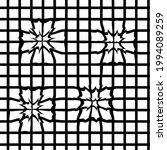 vector abstract pattern...   Shutterstock .eps vector #1994089259