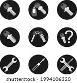 vector icons. the key is in the ... | Shutterstock .eps vector #1994106320