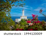 The Lighthouse Located At The...