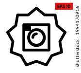 illustration of camera line... | Shutterstock .eps vector #1994170916