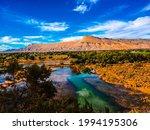 Colorado River At Grand Mesa