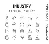 premium pack of industry line...