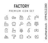premium pack of factory line...