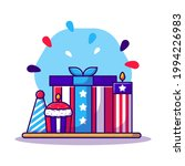 party element for usa... | Shutterstock .eps vector #1994226983