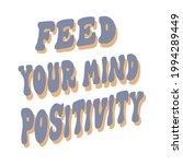 70's retro groovy slogan print  ...   Shutterstock .eps vector #1994289449