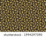abstract geometric pattern with ...   Shutterstock .eps vector #1994297390
