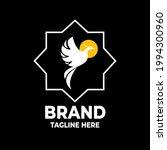 bird logo template vector...   Shutterstock .eps vector #1994300960