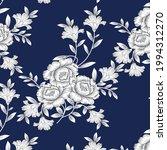 seamless vector flower design... | Shutterstock .eps vector #1994312270