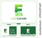 initial letter e agriculture... | Shutterstock .eps vector #1994329169