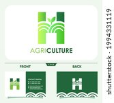 initial letter h agriculture... | Shutterstock .eps vector #1994331119