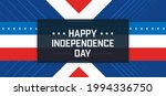 june 4. us independence day... | Shutterstock .eps vector #1994336750