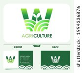initial letter w agriculture... | Shutterstock .eps vector #1994336876