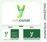 initial letter y agriculture... | Shutterstock .eps vector #1994337443