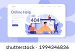 website technical support web... | Shutterstock .eps vector #1994346836