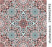 delicate openwork geometric... | Shutterstock .eps vector #1994441993