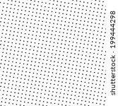 vector halftone dots. black... | Shutterstock .eps vector #199444298