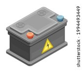 car rechargeable battery as...   Shutterstock .eps vector #1994493449