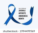 july is national juvenile... | Shutterstock .eps vector #1994499569