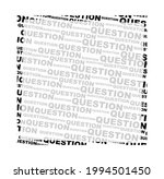 text with question on white...   Shutterstock .eps vector #1994501450
