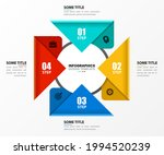 infographic design template.... | Shutterstock .eps vector #1994520239