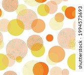 bright seamless stylish pattern ... | Shutterstock .eps vector #1994573693