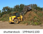 Wheel Loader Working In A...