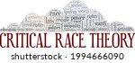 Critical Race Theory Vector...