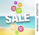 sale | Shutterstock . vector #199467170