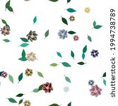floral abstract background...   Shutterstock .eps vector #1994738789