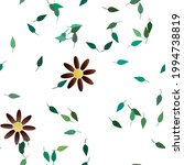 floral abstract background...   Shutterstock .eps vector #1994738819