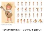 set of children character... | Shutterstock .eps vector #1994751890