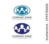 people logo  team  succes... | Shutterstock .eps vector #1994783606