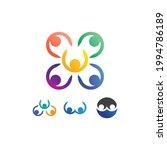people logo  team  succes... | Shutterstock .eps vector #1994786189