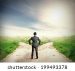 the right destination concept... | Shutterstock . vector #199493378