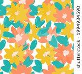 vectorsimple seamless pattern...   Shutterstock .eps vector #1994934590