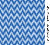 ikat fabric pattern  batik style   Shutterstock .eps vector #1994937353