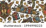 mayan pattern.  aztec  inca... | Shutterstock .eps vector #1994998223